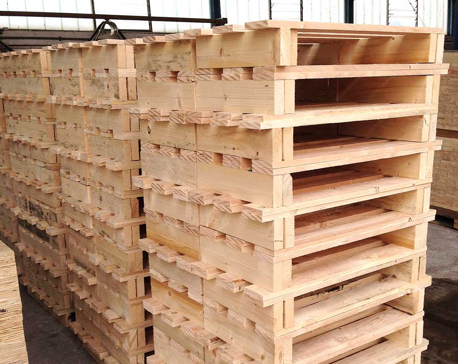 Customized pallets
